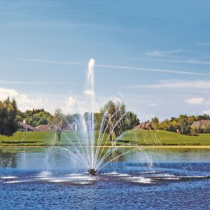 Endur Series Fountain - Buckingham