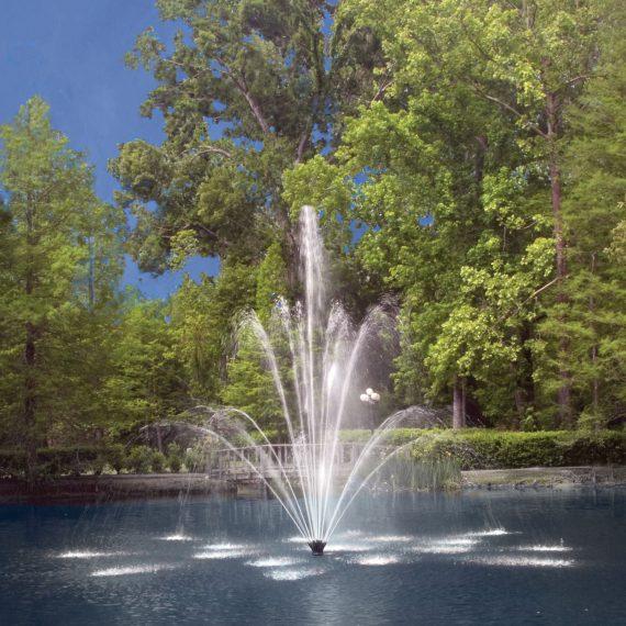 Select Series Fountains - Fleur de Lis