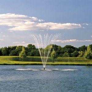 Endur Series Fountain - Trellis