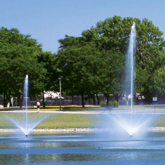 Endur Series Fountain - Flare & Sky Geyser