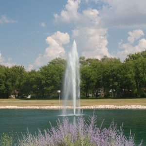 Endur Series Fountain - Full Geyser