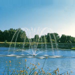 Endur Series Fountain - Spoke and Trellis