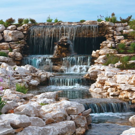 Niagara 2 Waterfall Pump System